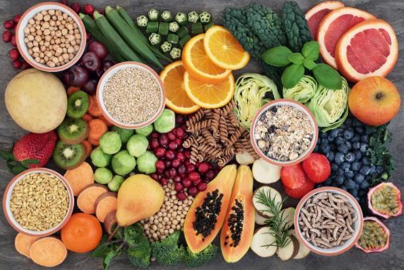 τροφές με πολλές βιταμίνες