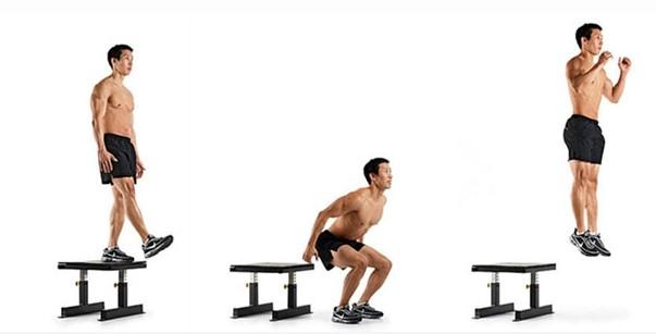 άσκηση depth jumps