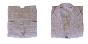 διπλωμένο κοστούμι