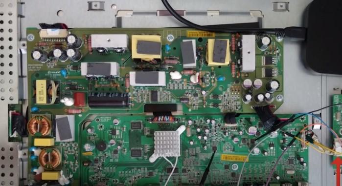 υπολογιστής-επεξεργαστής οθόνης
