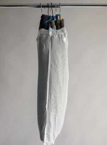 μετέφερε τα ρούχα σου με σακούλες σκουπιδιών