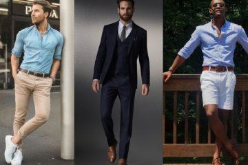 πως να φορέσεις ένα oxford πουκάμισο ανά περίσταση