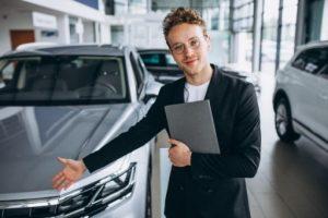 πώληση αυτοκινήτου σε τρία βήματα