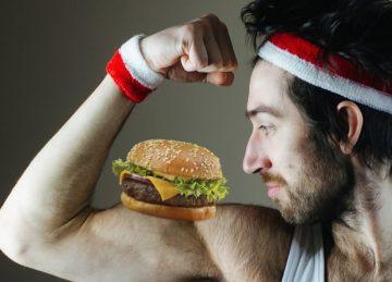 8 είδη junk food που μπορείς να φας πριν ή μετά το γυμναστήριο