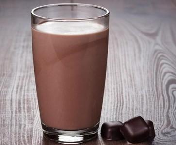 σοκολατούχο γάλα για να καταναλώσεις πριν ή μετά τη γυμναστική