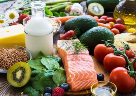 σωστή διατροφή για να χτίσεις μύες