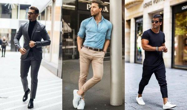 ανδρικά outfits