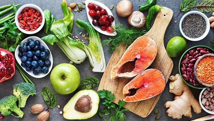οσμή σώματος-διατροφή