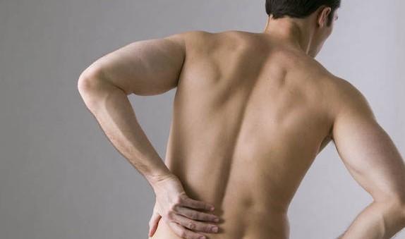 κάμψεις-πόνοι στην περιοχή της μέσης
