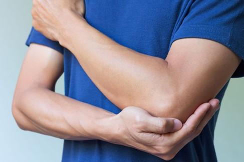 κάμψεις-πόνοι στην περιοχή του αγκώνα