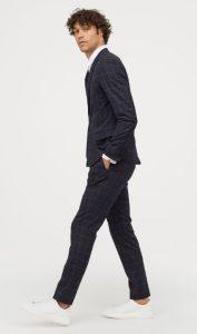 καρό παντελόνι κοστούμι επίσημο ντύσιμο