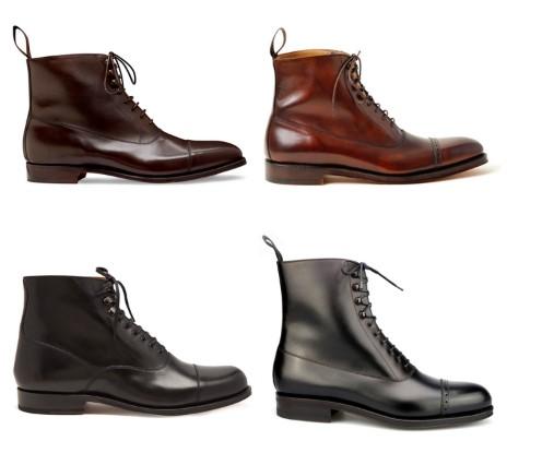 διάφορες oxford μπότες