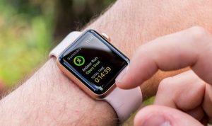 smartwatch γυμναστική