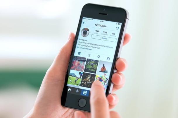 social media προφίλ instagram ρυθμίσεις