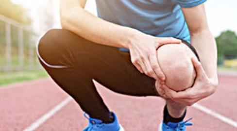τραυματισμός στο γόνατο
