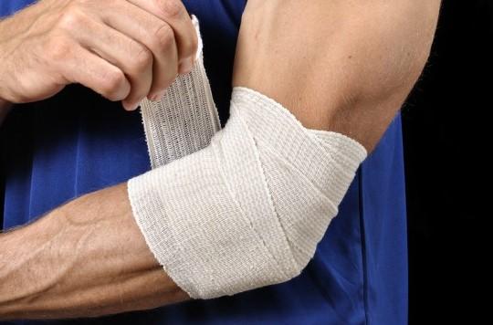 τραυματισμός στον αγκώνα