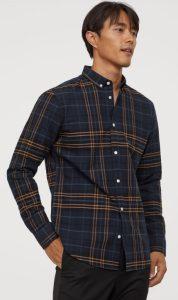 βαμβακερά πουκάμισα φθινόπωρο 2019