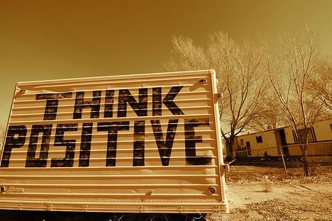 αντιμετώπισε το burnout με θετική σκέψη