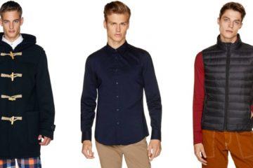 ανδρικά χειμερινά ρούχα benetton