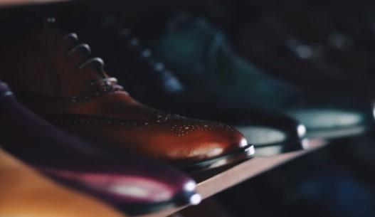 αποθήκευσε τα παπούτσια σου σε ασφαλές μέρος