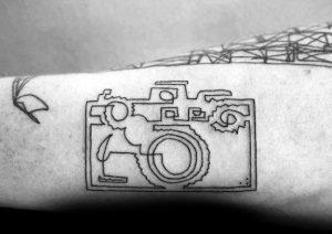 κάμερα τατουάζ