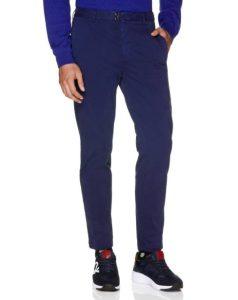 chino μπλε σκούρο παντελόνι