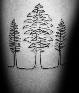 δέντρα τατουάζ