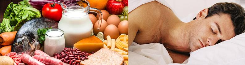 διατροφή και ξεκούραση