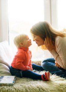 σχέση με γυναίκα με παιδί