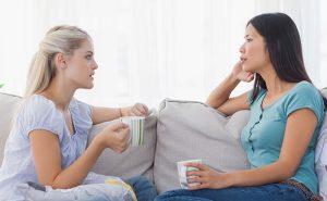 σχέσεις φιλικές συζητήσεις