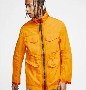 jacket ψαράδικο κίτρινο