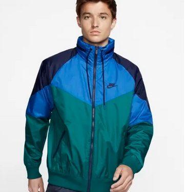jacket μαύρο μπλε πράσινο