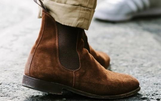 πως να καθαρίσεις τα σουέντ παπούτσια σου