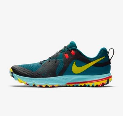 Nike αθλητικά πράσινα για τρέξιμο