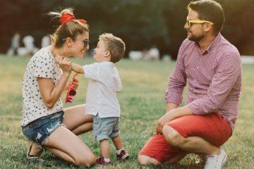άνδρας ραντεβού χωρισμένη γυναίκα με παιδί