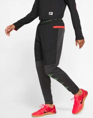 Φόρμα γκρι ελαστικό για τρέξιμο