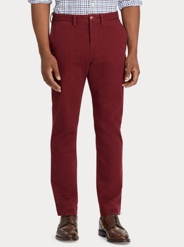 Παντελόνι μοβ κλασική γραμμή