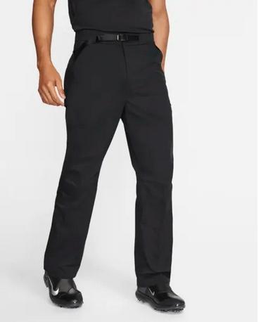 Παντελόνι μαύρο casual