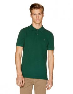 πράσινο πόλο μπλουζάκι