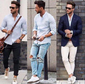 Ρούχα που κάθε άνδρας πρέπει να έχει