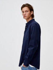 σκούρο πουκάμισο