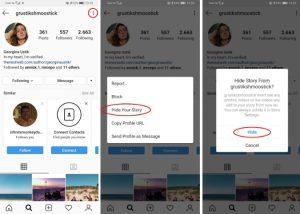 συμβουλές instagram ιστορίες