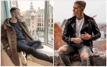 τάσεις ανδρικής μόδας παλτό μπουφάν 2020