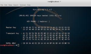 Aircrack σπάσεις κωδικούς wi-fi