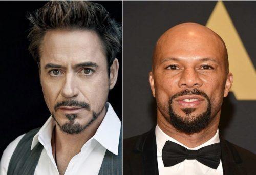 Διάσημοι με goatee