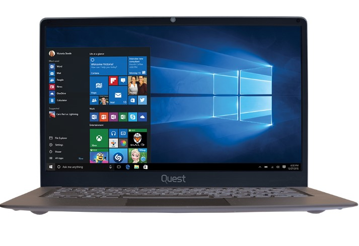 Quest Slimbook Plus