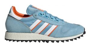 adidas μπλε πορτοκαλί αθλητικό