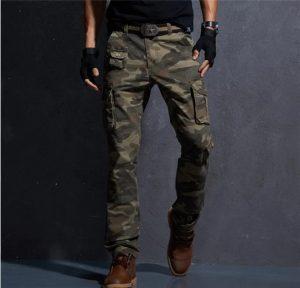 στρατιωτικό παντελόνι παραλλαγής