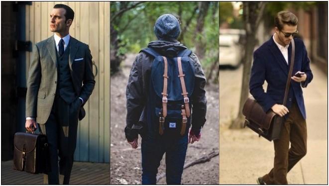 είδη τσάντας άντρας