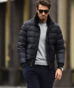 μαύρο jacket πουπουλένιο ανδρικά πανωφόρια χειμώνα